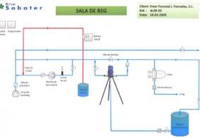 Control del reg i la fertilització al viver